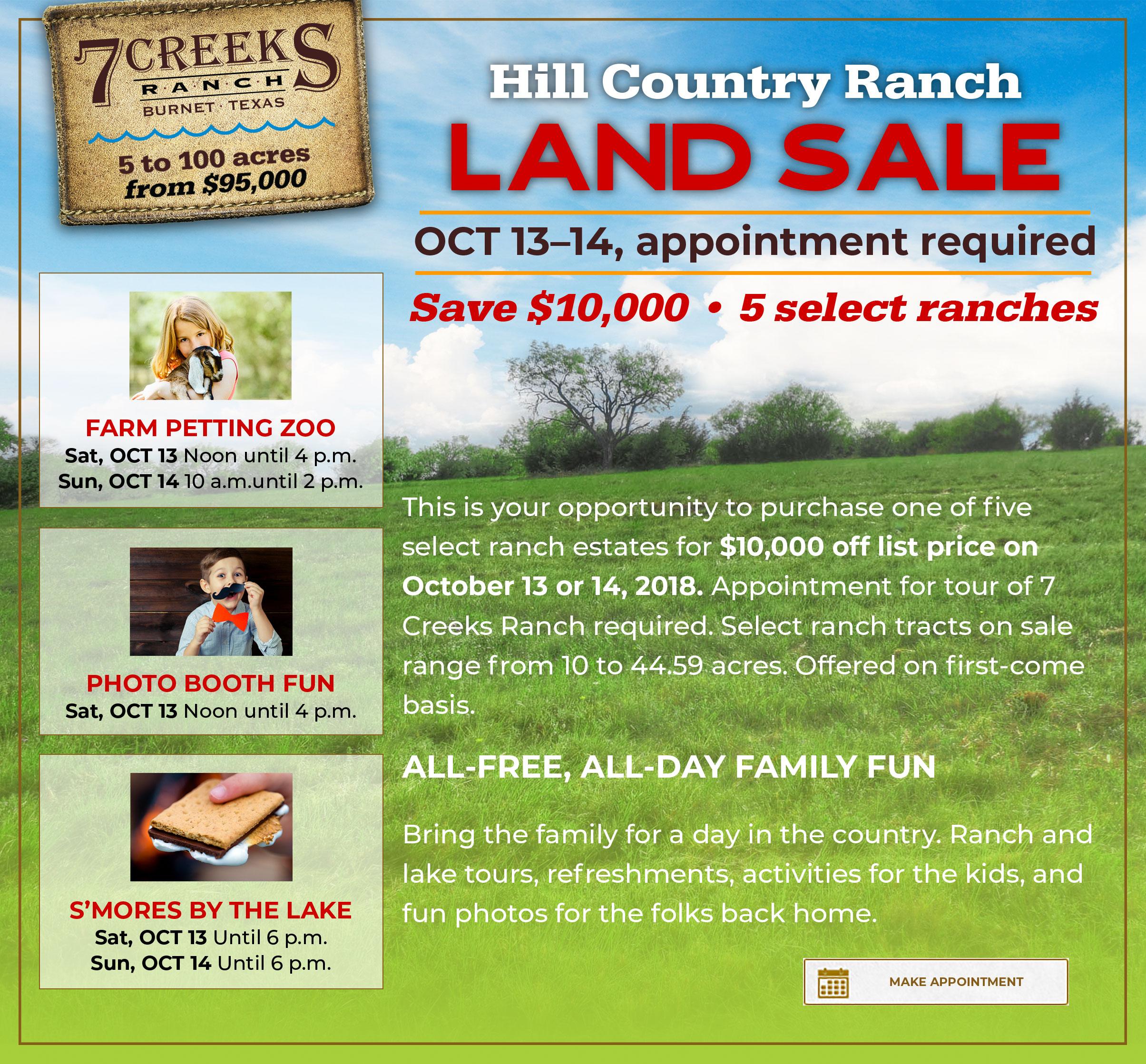 7 Creeks Ranch